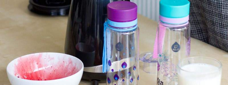 Seis situaciones cotidianas donde puedes usar botellas reutilizables