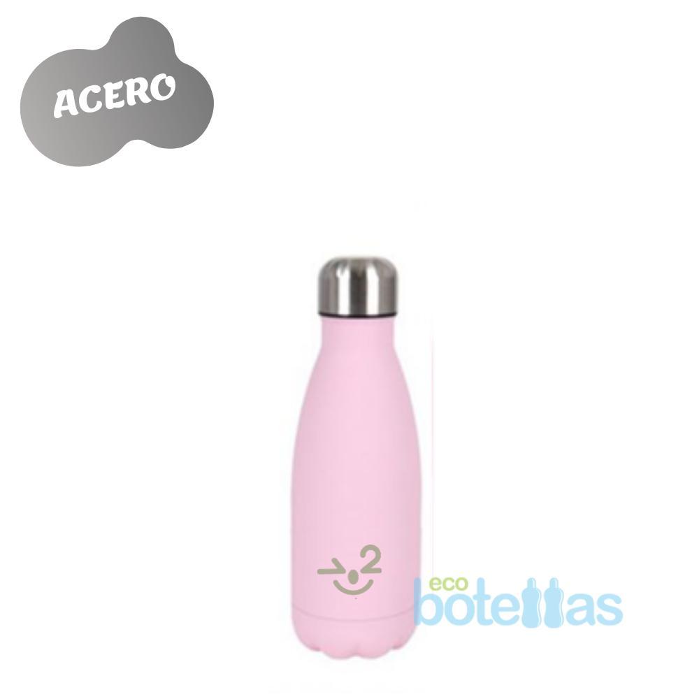 102-S Térmica acero Soft rosa (350ml)