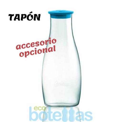 RETAP tapón LIGHT BLUE para Jarras
