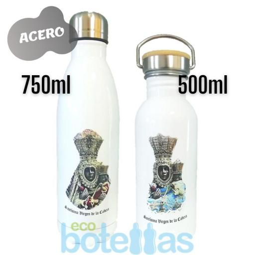 botella termo acero (750ml) diseño 883 [2]