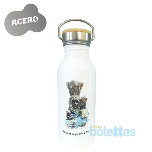botella termo acero (500ml) diseño 883