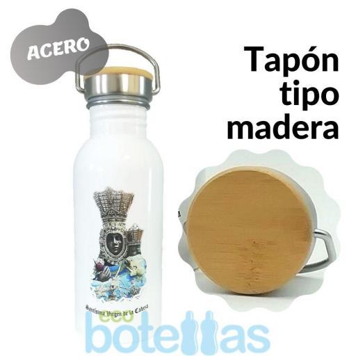 botella termo acero (500ml) diseño 883 [2]