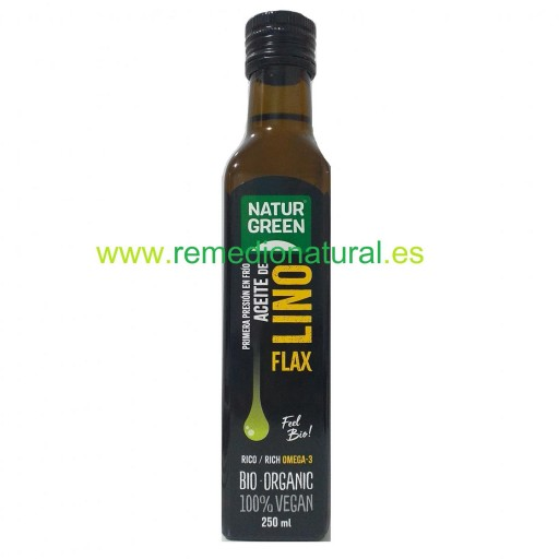 Aceite Lino Bio