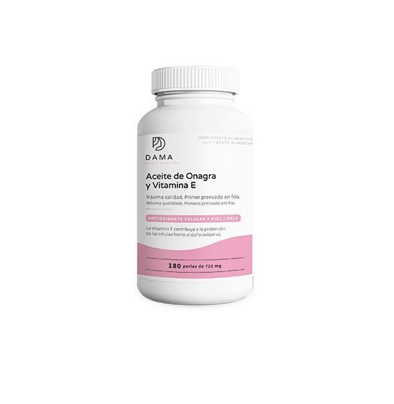 Aceite de Onagra y Vitamina E