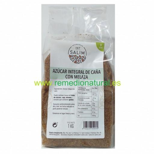 Azúcar integral de Caña con Melaza 1kg