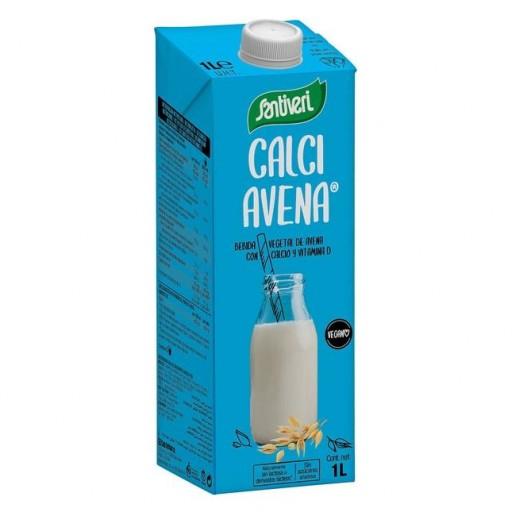 Calciavena Bebida de Avena 1L.
