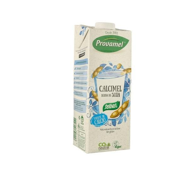 Calcimel Bebida de Soja 1L.