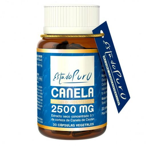 Canela 2500 mg