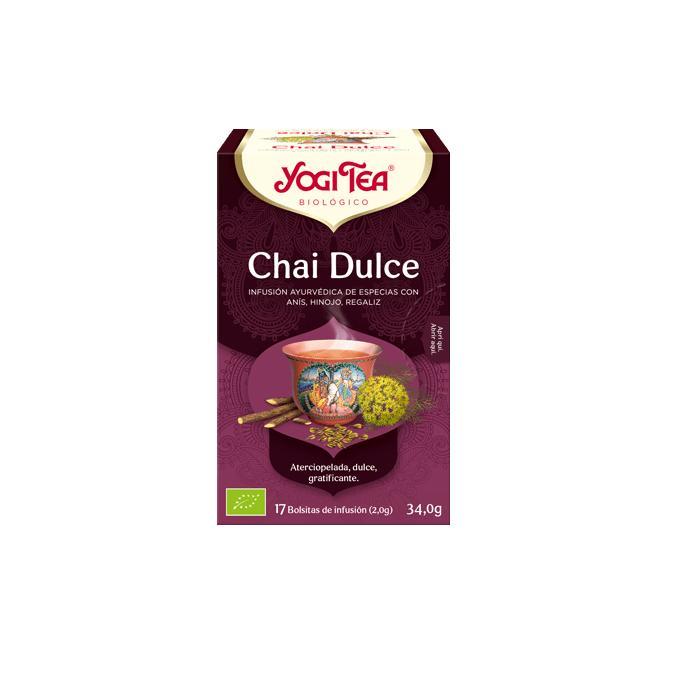 Yogi Tea Chai Dulce