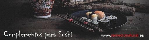 Complementos para Sushi