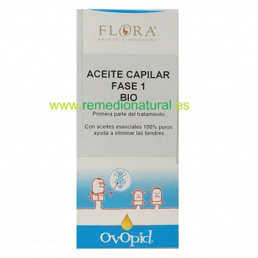 Aceite capilar - Fase 1