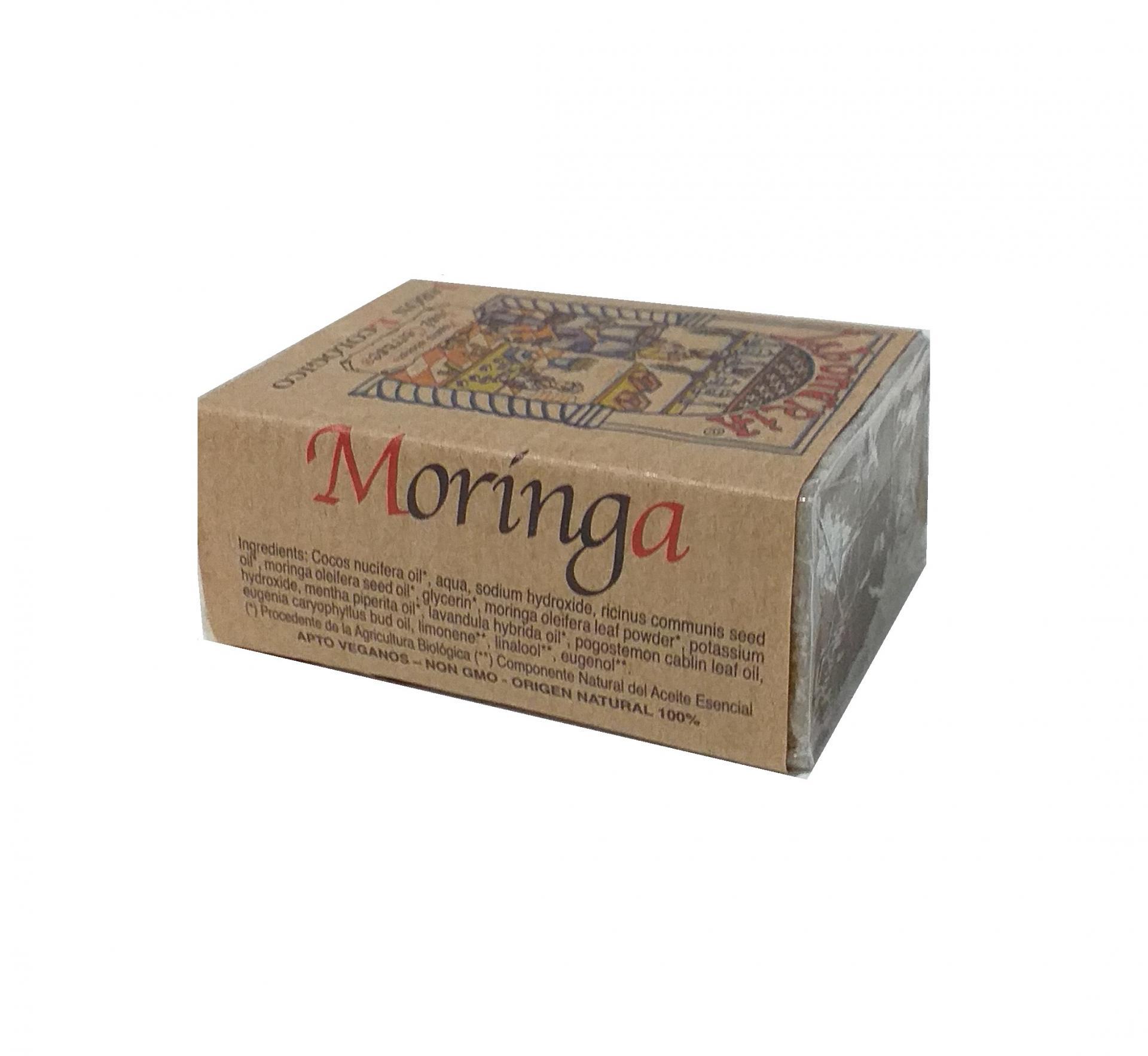 Jabón Moringa