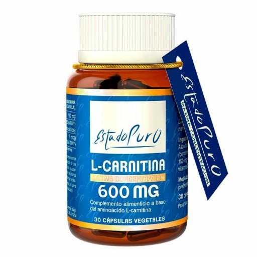 L-Carnitina 600MG