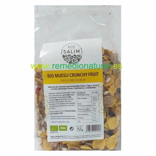 Bio Muesli Crunchy Fruit