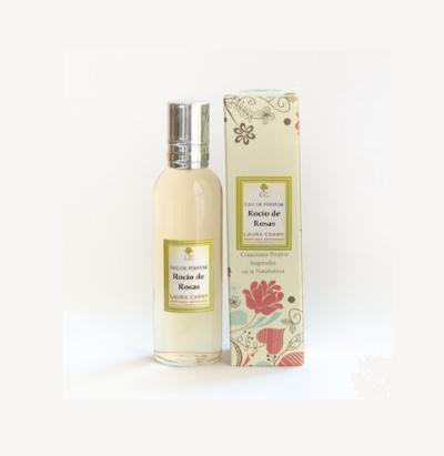 Perfume Rocío de Rosas de Laura Carry
