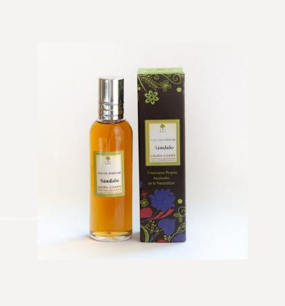 Perfume Sándalo de Laura Carry