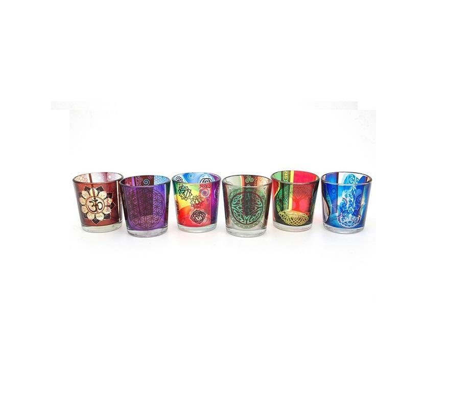 Portavelas Vasos Mini