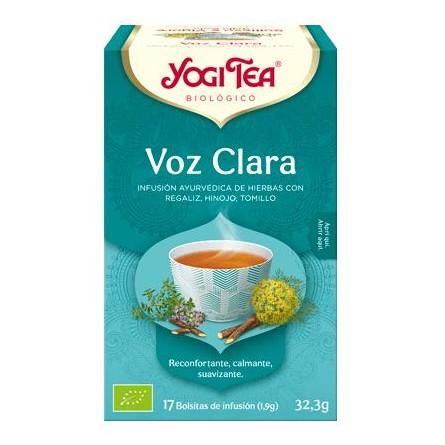 Yogi Tea Voz Clara