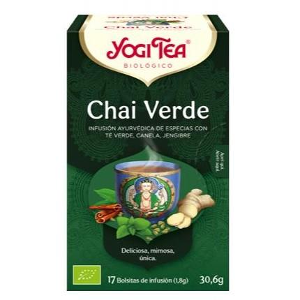 Yogi Tea Chai Verde