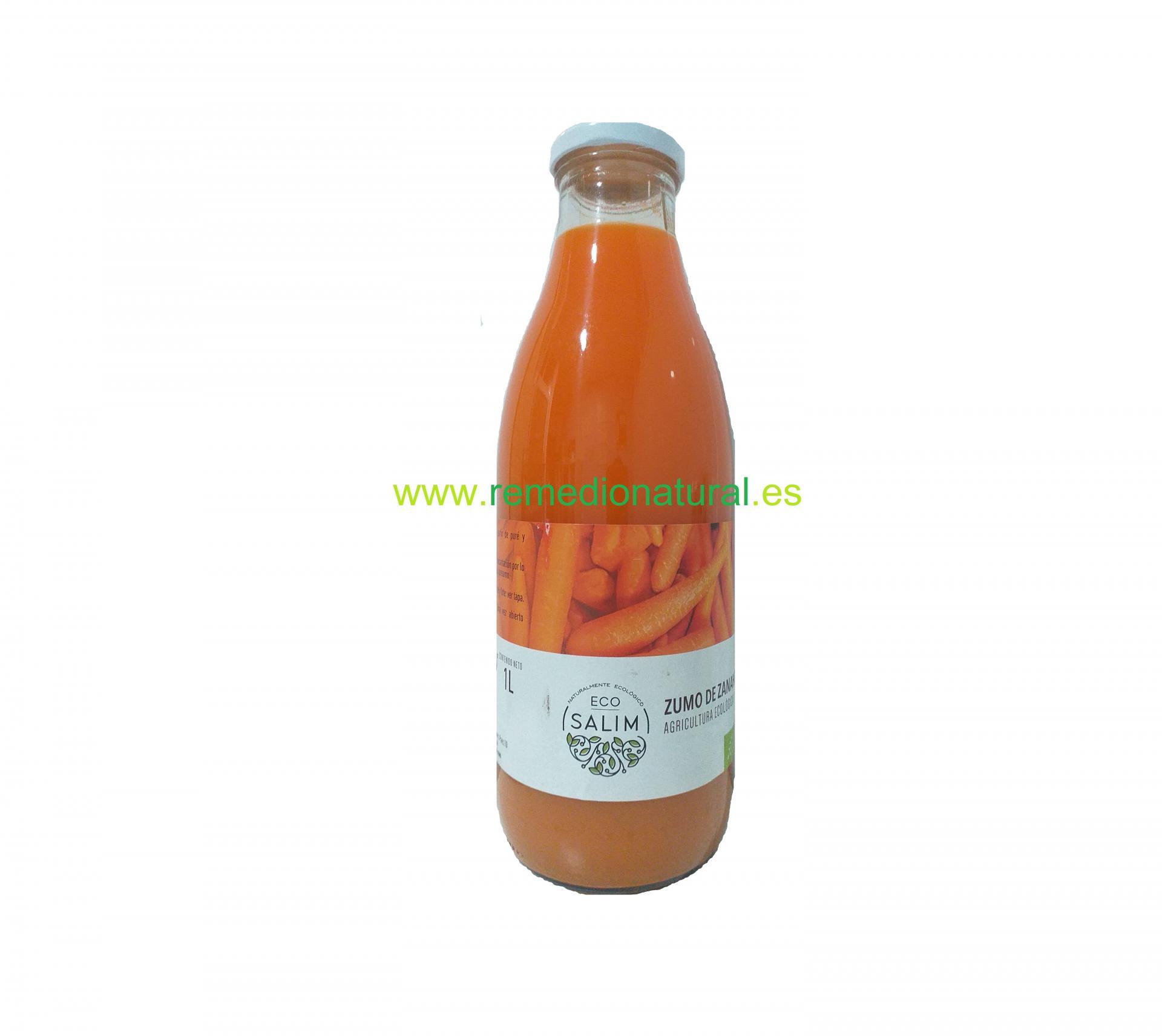 Zumo de Zanahoria Eco 1L.