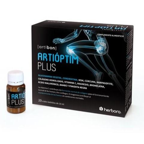Artióptim Plus Viales