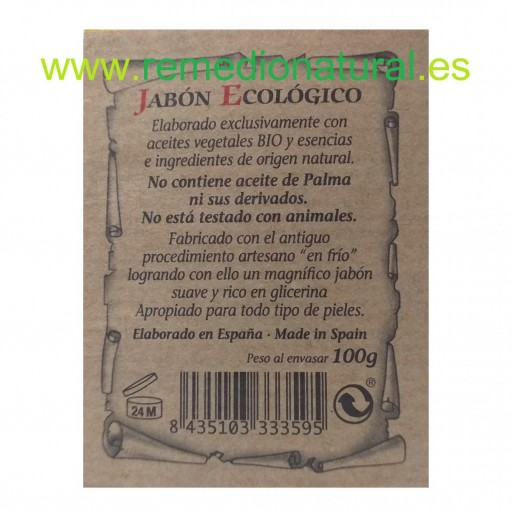 Jabón Arcilla Verde [2]