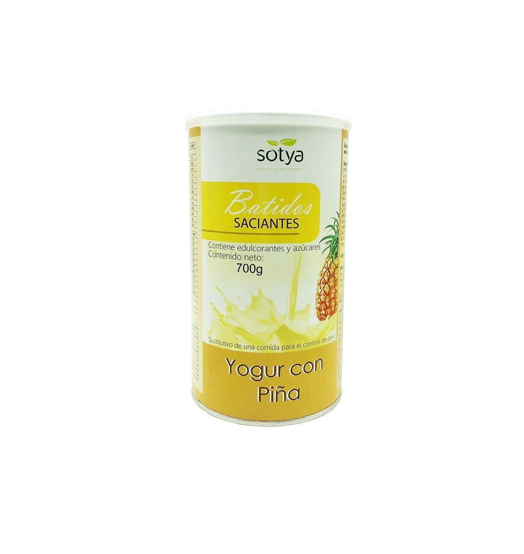 Batido Saciante Yogur con Piña