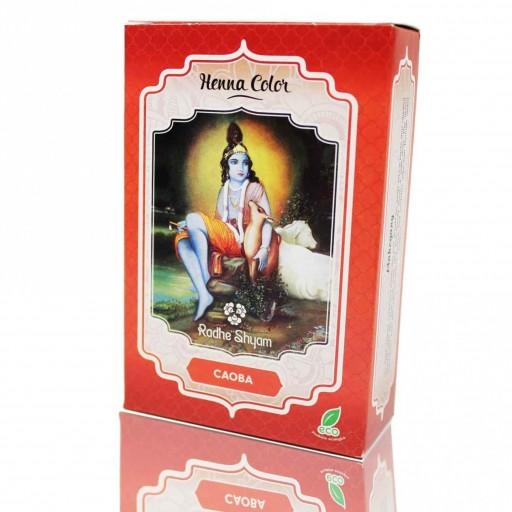 Henna Radhe Shyam Caoba Polvo [0]