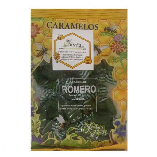 Caramelos Miel y Romero