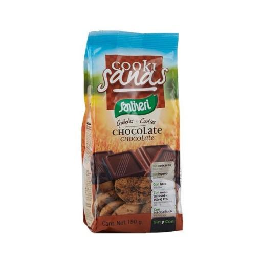 Galletas CookiSanas Chocolate