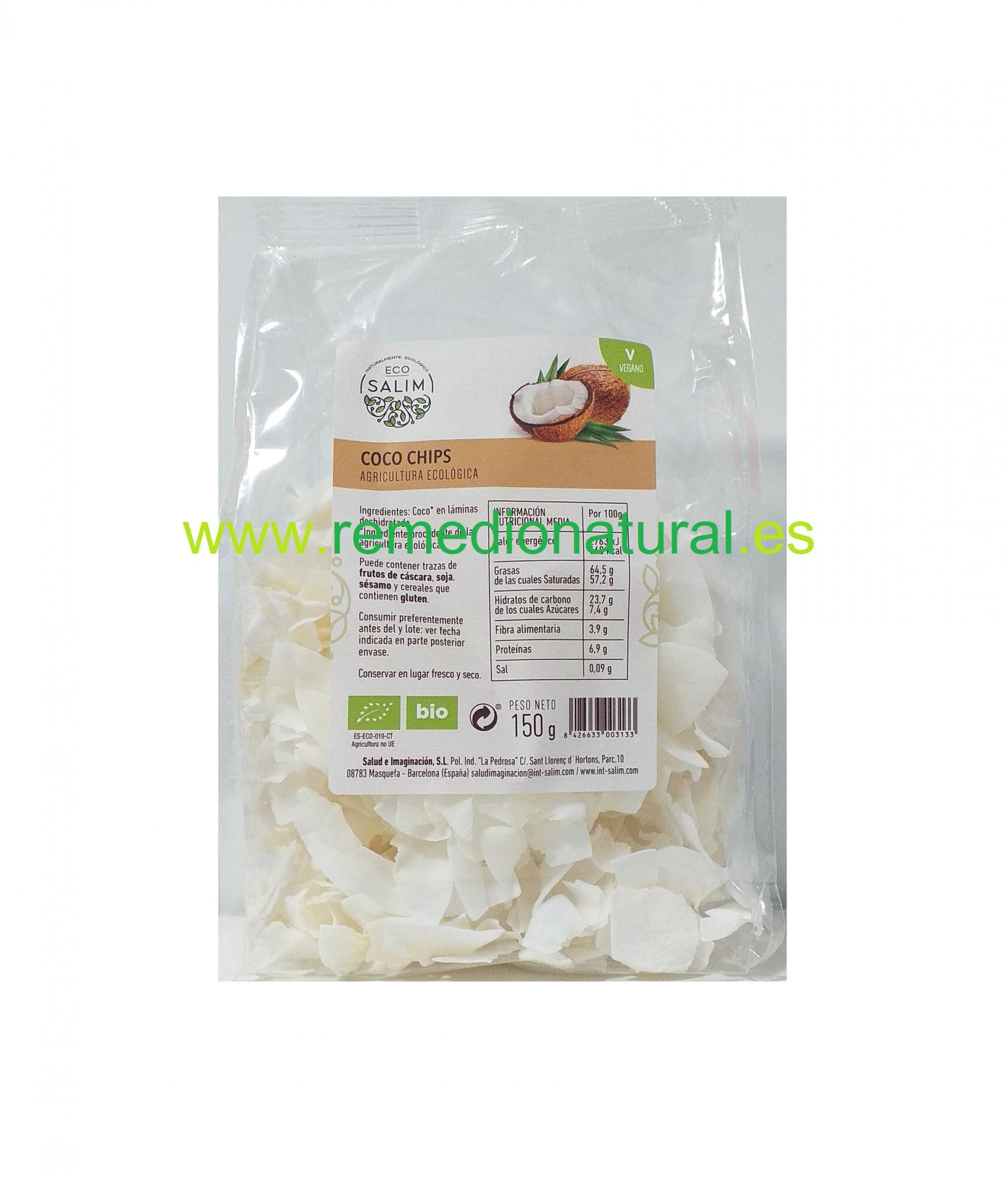 Coco Chips Ecológico