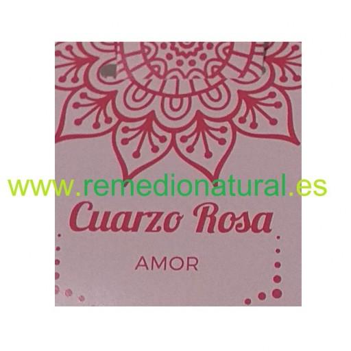 Pulsera Chip Cuarzo Rosa [1]