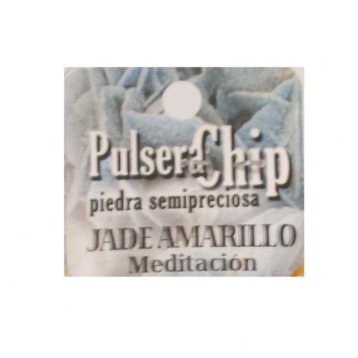 Pulsera Chip Jade Amarillo [1]