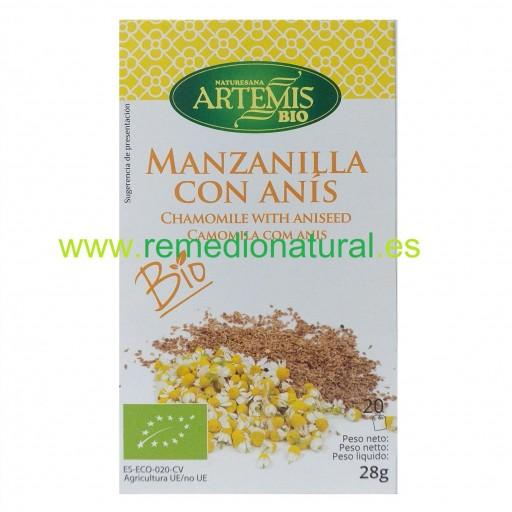 Manzanilla con Anís Eco