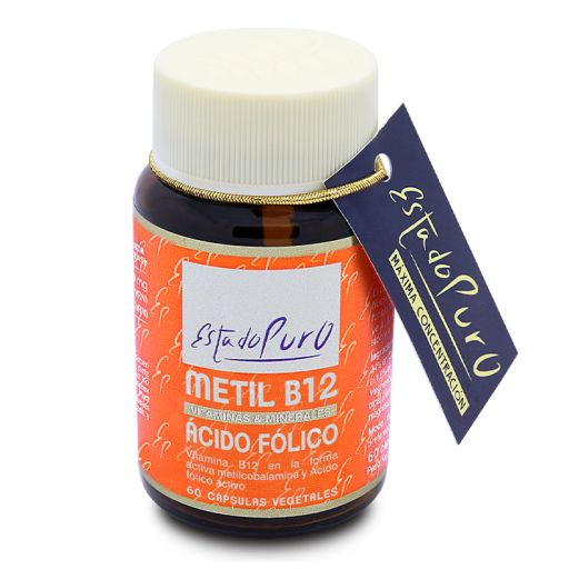 Metil B12 Ácido Fólico