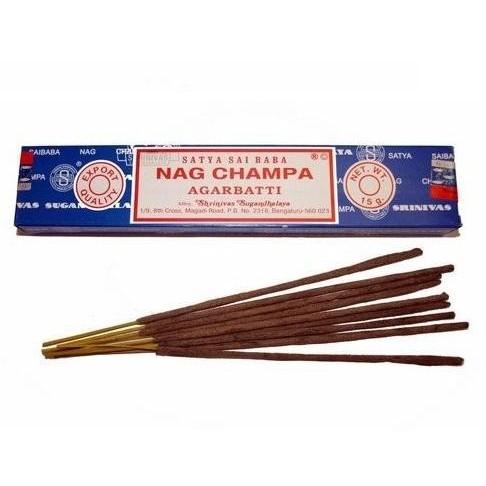 Incienso Stick Nag Champa [0]