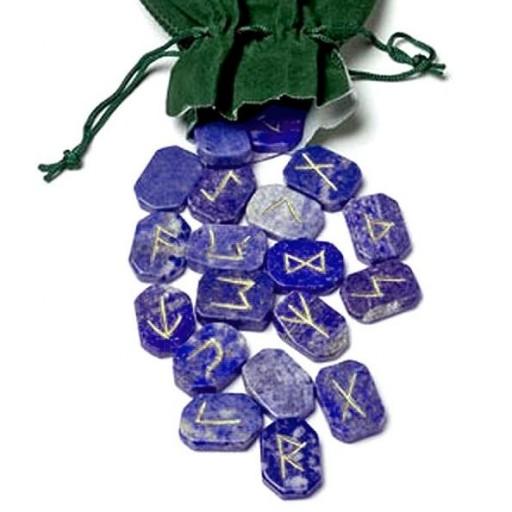 Runas Cuarzo Azul