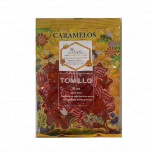 Caramelos Miel y Tomillo