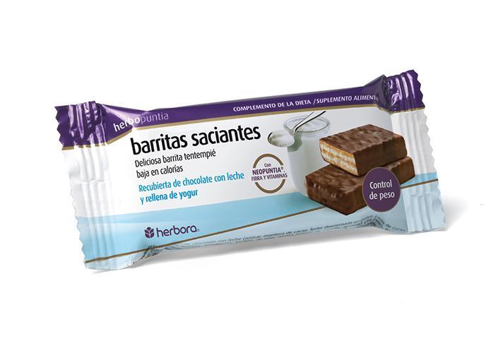 Barrita Saciante Yogur