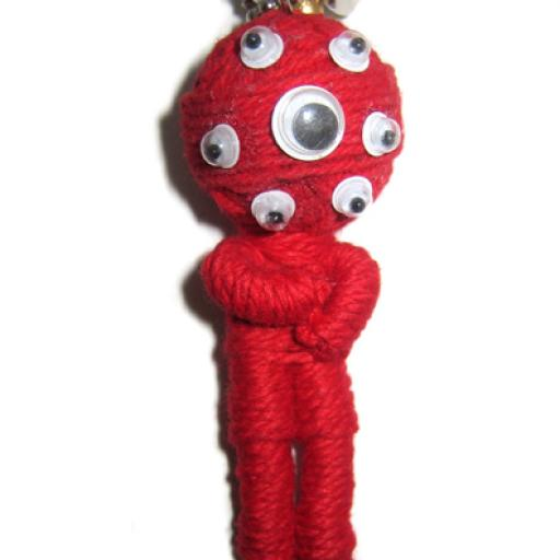 THE EYE Voodoodoll