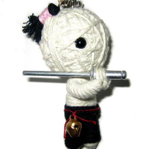 THE RONIN Voodoodoll