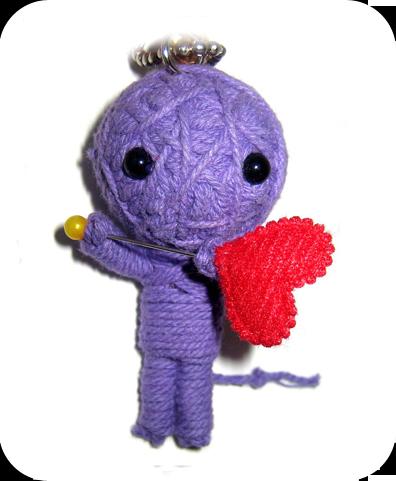 SPIRIT OF LOVE Voodoodoll