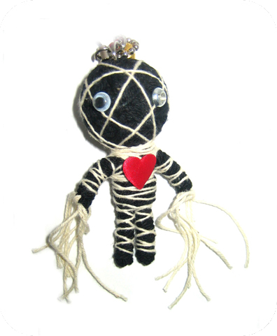 MUMMY RETURNS Voodoodoll