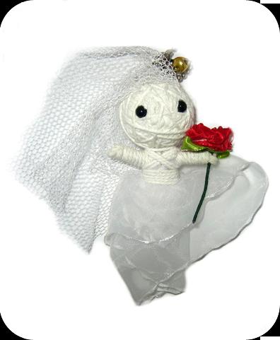 BRIDE Voodoodoll