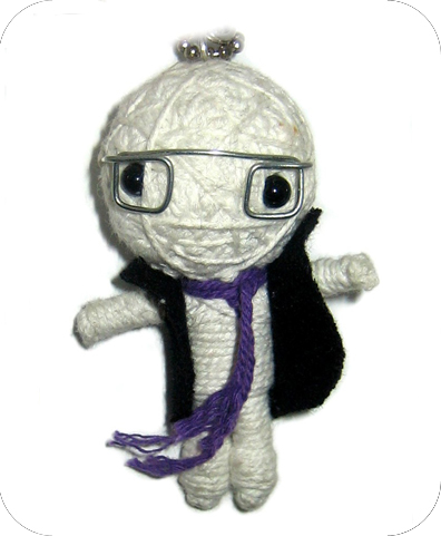 ENERGETIC BOY Voodoodoll