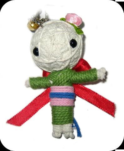 FENG SHUI LADY Voodoodoll