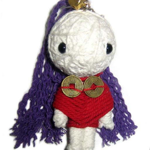STRONG GIRL Voodoodoll