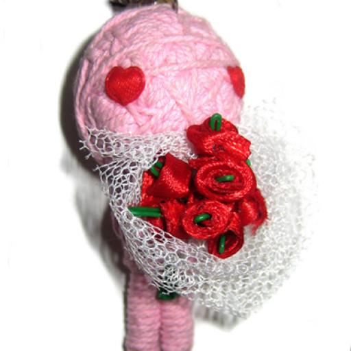 LONG LOVE Voodoodoll