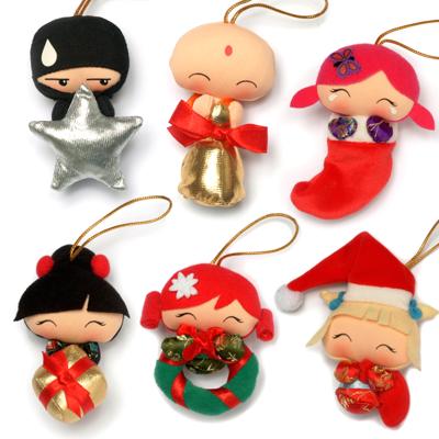Lote de adornos de navidad Kumis