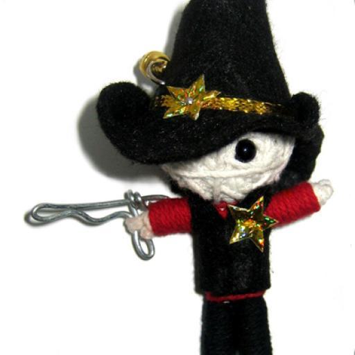 SHERIFF Voodoodoll